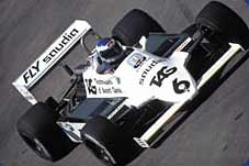 Williams FW07C image