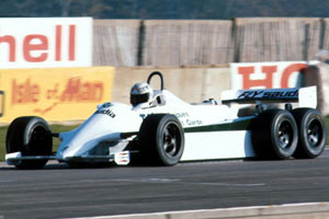 Williams FW07D image