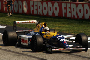 Williams FW14B image