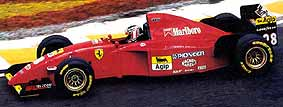 Ferrari 412t2 F1technical Net