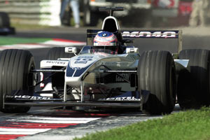 Equipe Williams de Formula 1 de 2000 - f1technical.net