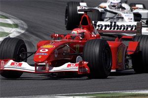 Ferrari F2002 image