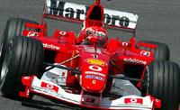 Ferrari F2003-GA image
