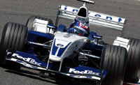 Williams FW25 image