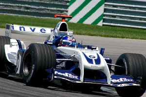 Equipe Williams de Formula 1 de 2004 - F1 Technical