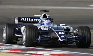 Williams FW28 image