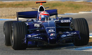 Williams FW28B image
