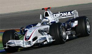 BMW Sauber F1.07 image