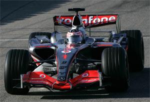 McLaren MP4-22 image
