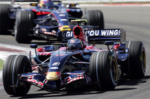 Scuderia Toro Rosso STR2 image