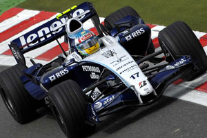 Williams FW29 image