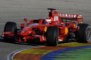 Ferrari F2008 image
