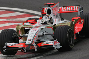Force India F1 VJM01 image
