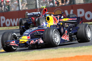 Red Bull RB4 image