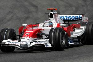 Toyota TF108 image