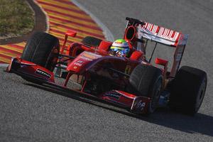 Ferrari F60 image
