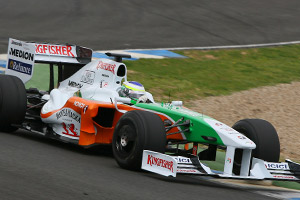 Force India F1 VJM02 image