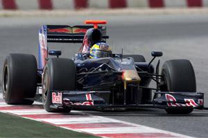 Scuderia Toro Rosso STR4 image