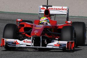 Ferrari F10 image