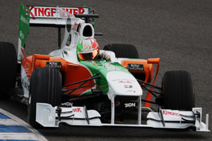 Force India F1 VJM03 image