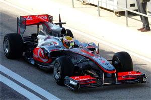 McLaren MP4/25 image