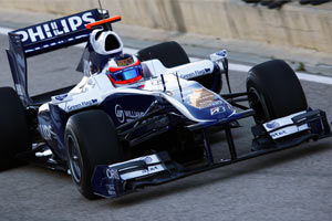 Williams FW32 image