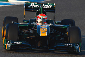 Team Lotus T128 image