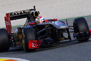 Lotus Renault R31 image
