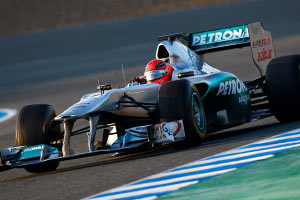 Mercedes GP W02 image