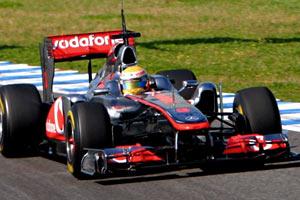 McLaren MP4-26 image