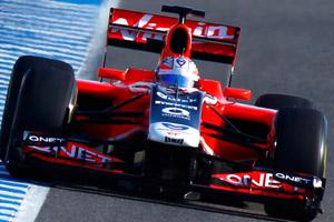 Virgin Racing MVR-02 image