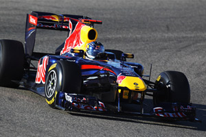Red Bull RB7 image