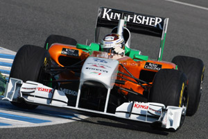 Force India VJM04 image