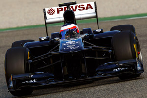 Williams FW33 image