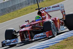 Ferrari F2012 image