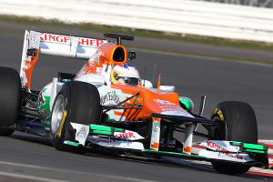 Force India VJM05 image