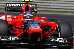 Marussia MR01 image