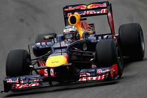 Red Bull RB8 image