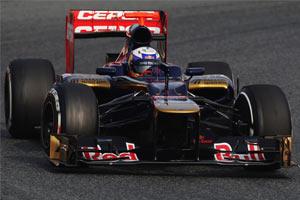 Scuderia Toro Rosso STR7 image