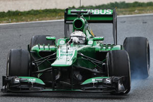 Caterham CT03 image