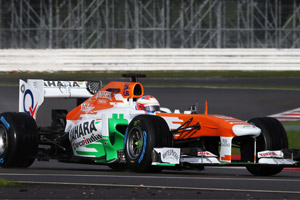 Sahara Force India VJM06 image