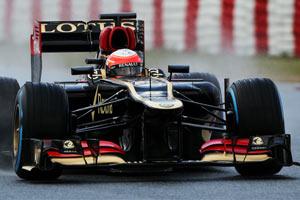 Lotus E21 image