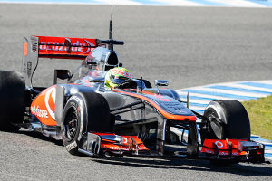 Simraceway - McLaren Racing MP4-28