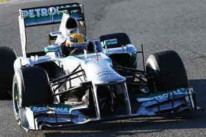 Mercedes AMG F1 W04 image