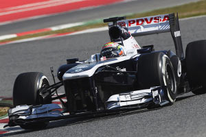 Williams FW35 image