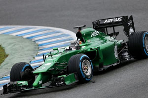 Caterham CT05 image