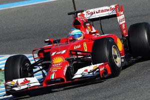 Ferrari F14 T image