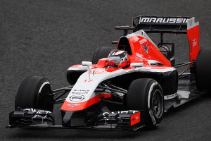 Marussia MR03 image