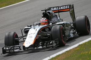 Sahara Force India VJM08 image