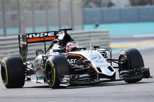 Sahara Force India VJM08B image